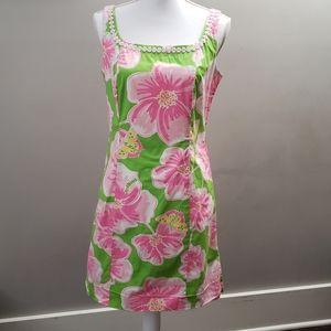 Lily Pulitzer Maui Punch Shift Dress Size 6
